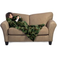THE SLANKET KID camo - La couverture polaire