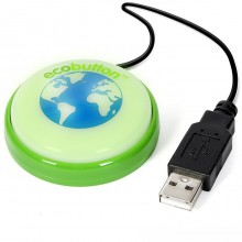 Eco Button USB bouton écologique