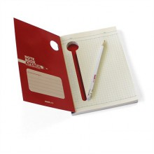 Mini Note Book and Pencil