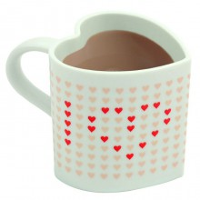 Mug thermoréactif Love