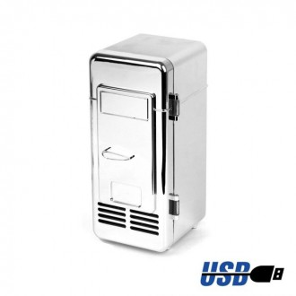 Frigo USB Chromé