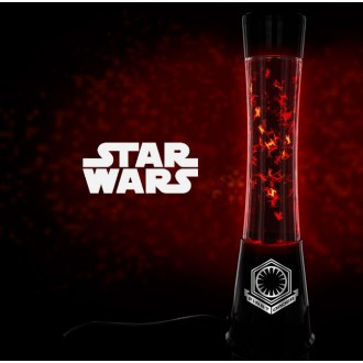 Lampe d'ambiance Star Wars bataille intergalactique