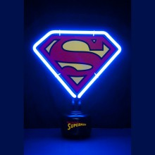Lampe Néon Superman