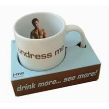 Mug Undress me Homme